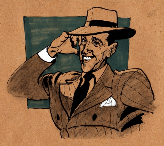 Fred Astaire by Stnk13